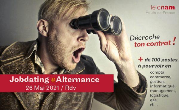 JobDating Alternance mai 2021