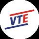 Logo Aide VTE-TI (Volontariat Territorial en Entreprise / Territoire d'Industrie, une aide de 4000€ dédiée aux PME et ETI, de tout type de secteur, situées en Territoires d'Industrie et embauchant un premier alternant VTE.